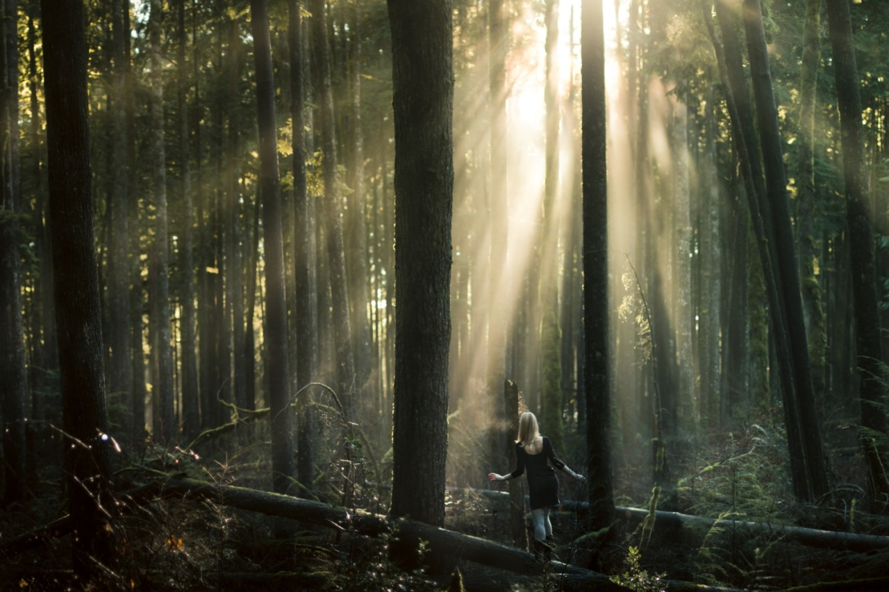 Her World - Photo : Elizabeth Gadd