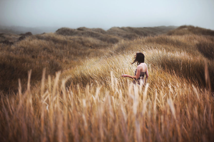 Journey of Existence - Photo : Elizabeth Gadd