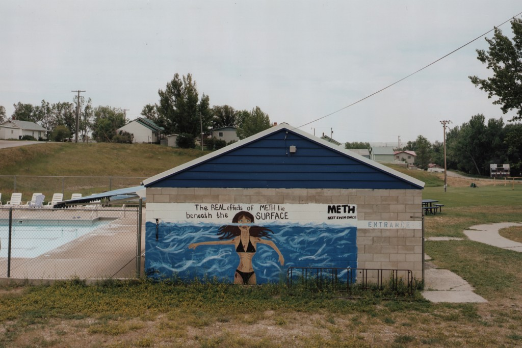 Meth Harlowton Montana Photo : Tim Richmond