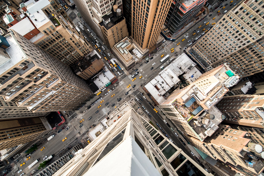 Midtown, New York City - Photo : Navid Baraty
