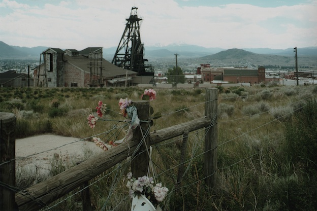 Minah, Butte, Montana  Photo : Tim Richmond