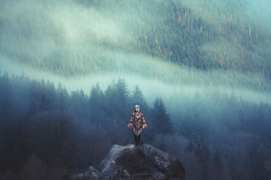 Misty Mountains Cold - Photo : Elizabeth Gadd