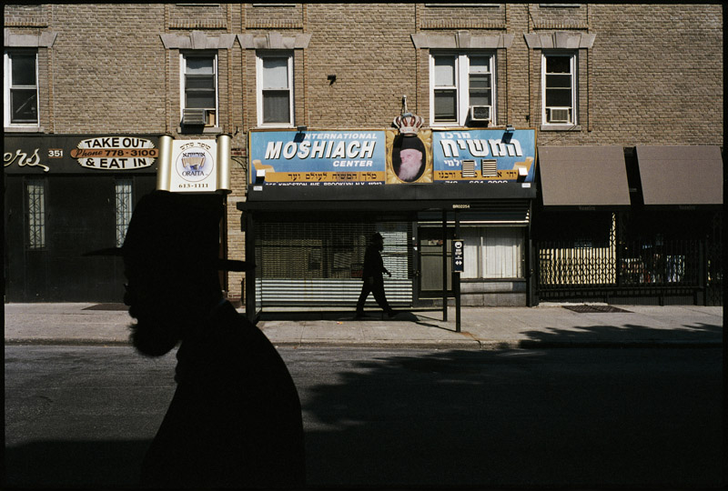 Loubavitch - Photo : Ulrich Lebeuf
