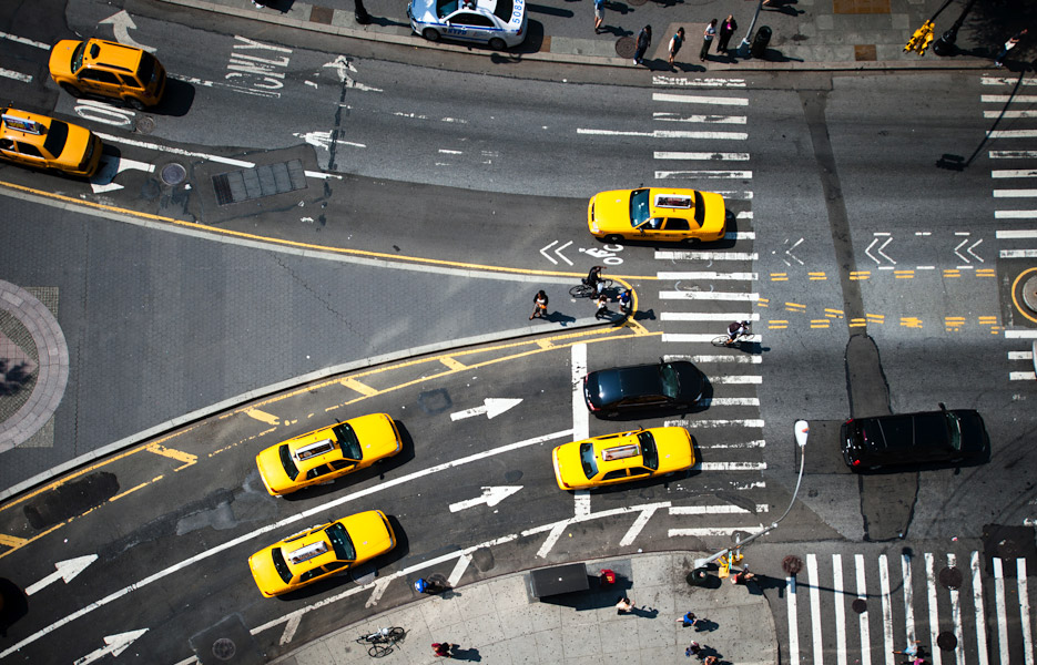 Union Square, New York City - Photo : Navid Baraty