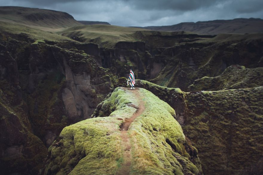 Wanderer - Photo : Elizabeth Gadd