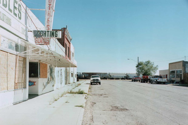 Main Street, Shoshoni, Wyoming  Photo : Tim Richmond