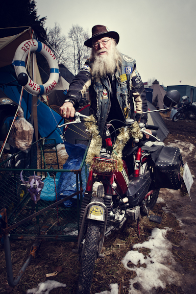 Tomas During, 66 ans, Allemagne - Photo : Alessandro D'Angelo