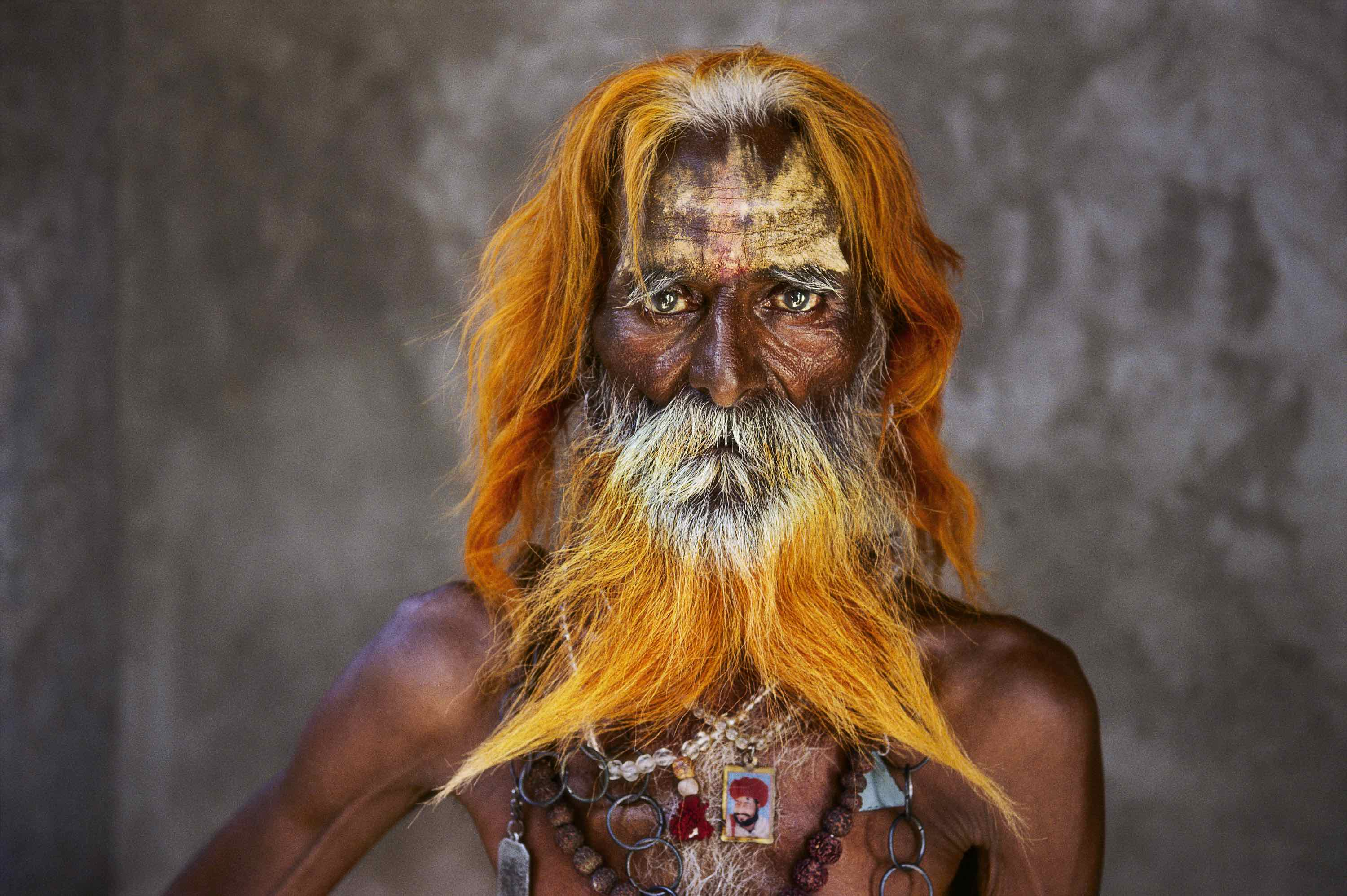Tribu Rabari, Rajasthan, India, 2010 - Photo : Steve McCurry