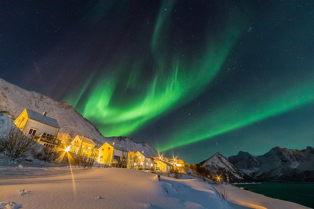 Arctic Town II - Photo : Check My Dream