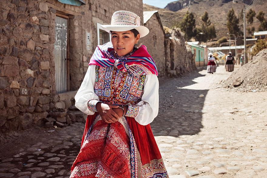 Colca Valley, Peru - Photo : Mihaela Noroc