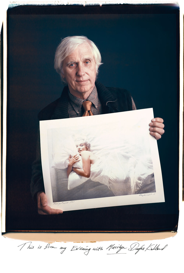 Douglas Kirkland - Photo Tim Mantoani
