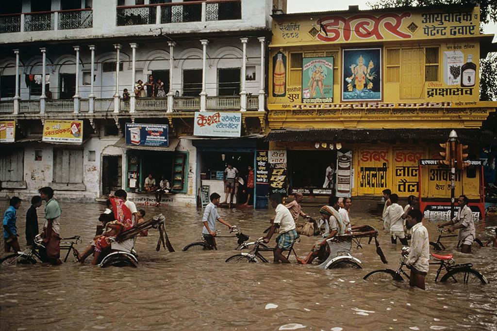 Inde - Photo : Steve McCurry