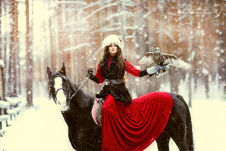 Photo : Margarita Kareva