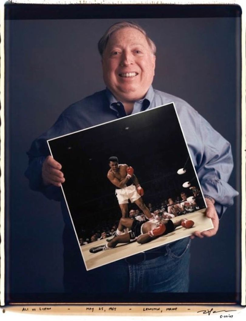 Neil Leifer - Photo : Tim Mantoani