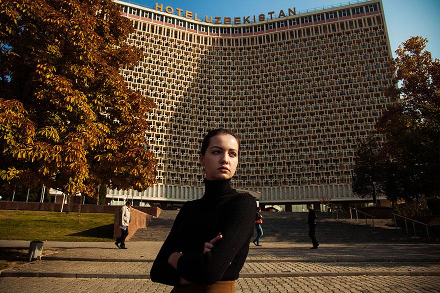 Taskent, Uzbekistan - Photo : Mihaela Noroc