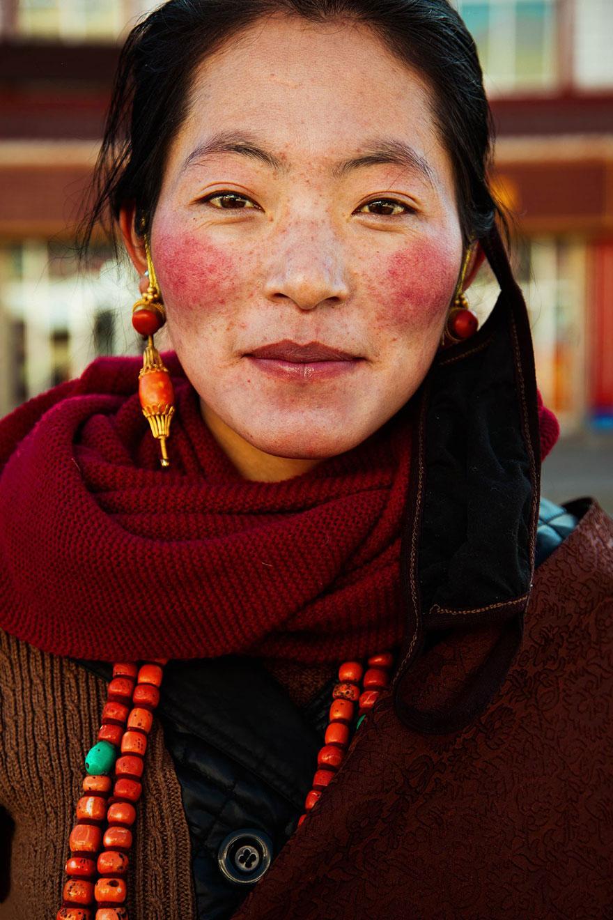 Tibetan Plateau, China - Photo : Mihaela Noroc