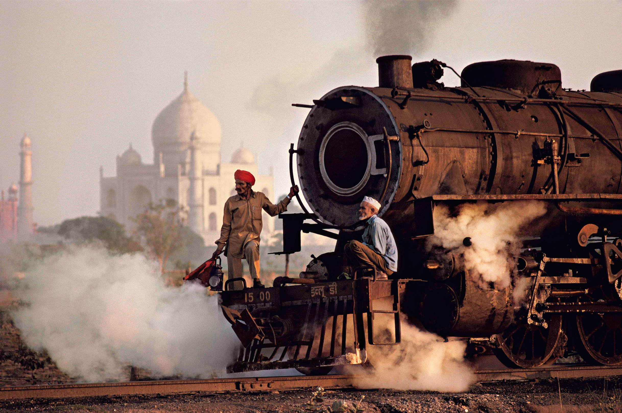 Inde, 1983 - Photo : Steve McCurry