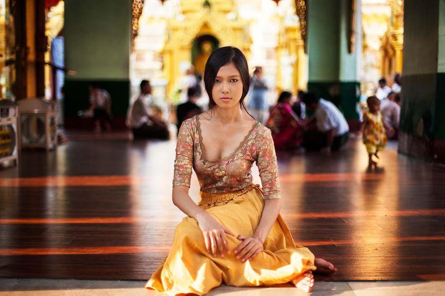 Yangon, Myanmar - Photo : Mihaela Noroc
