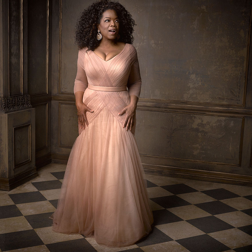 Oprah Winfrey - Photo : Mark Seliger pour Vanity Fair