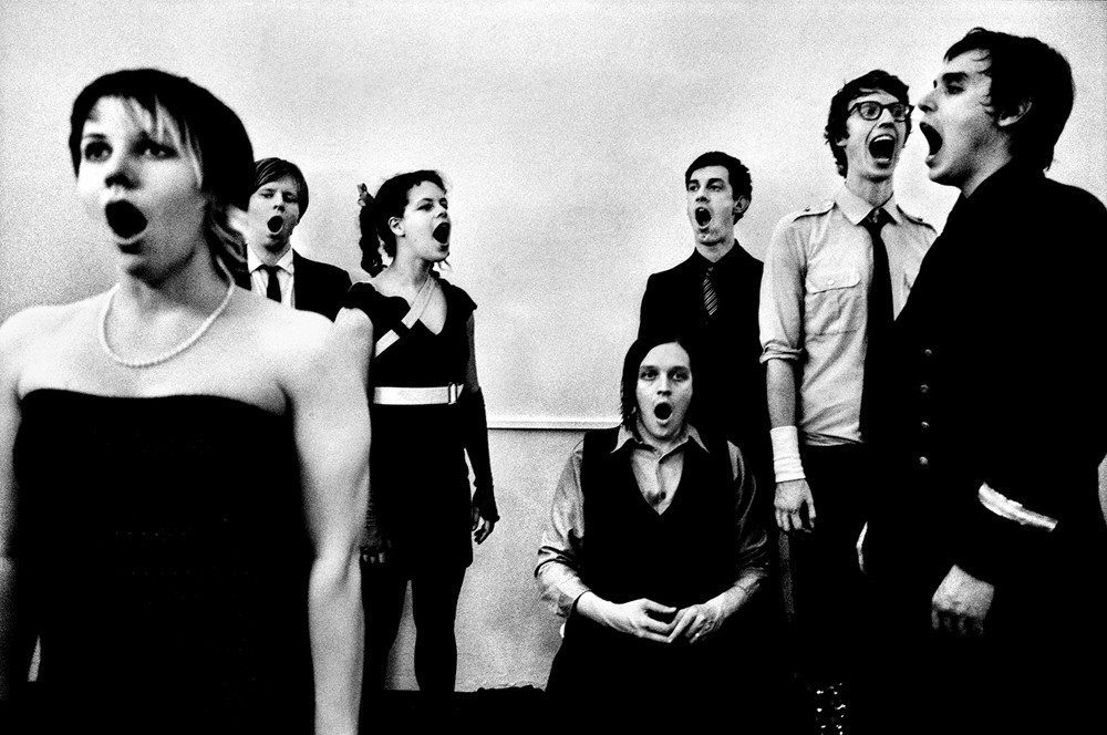 Photo : Anton Corbijn - Arcade Fire