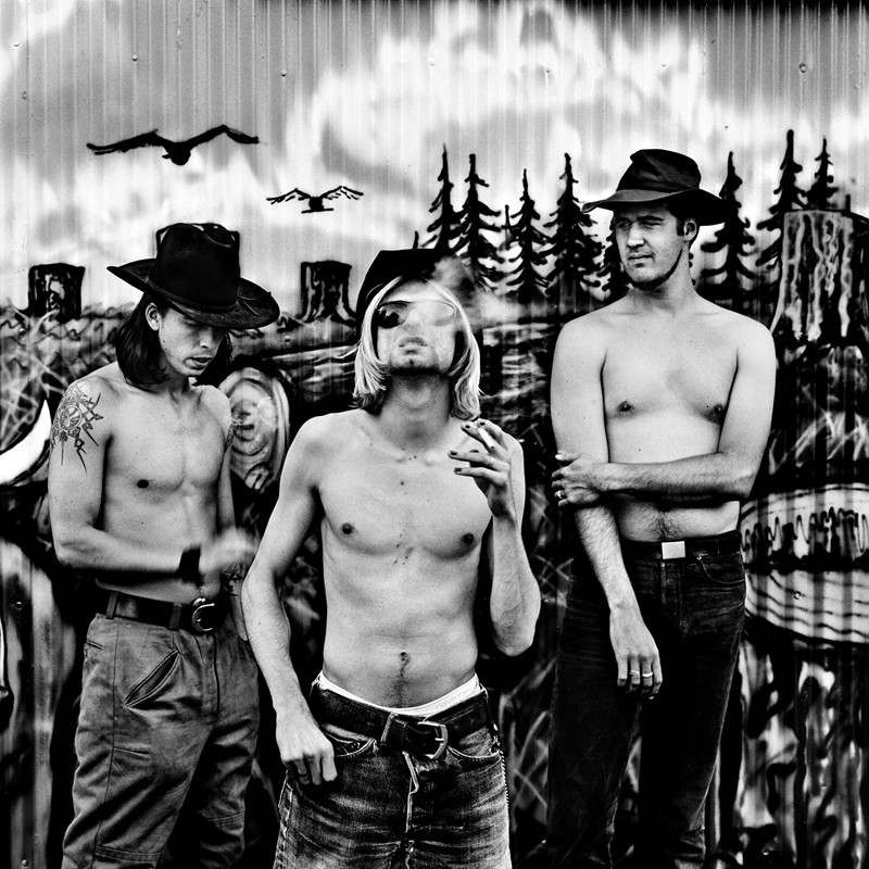 Photo : Anton Corbijn - Nirvana