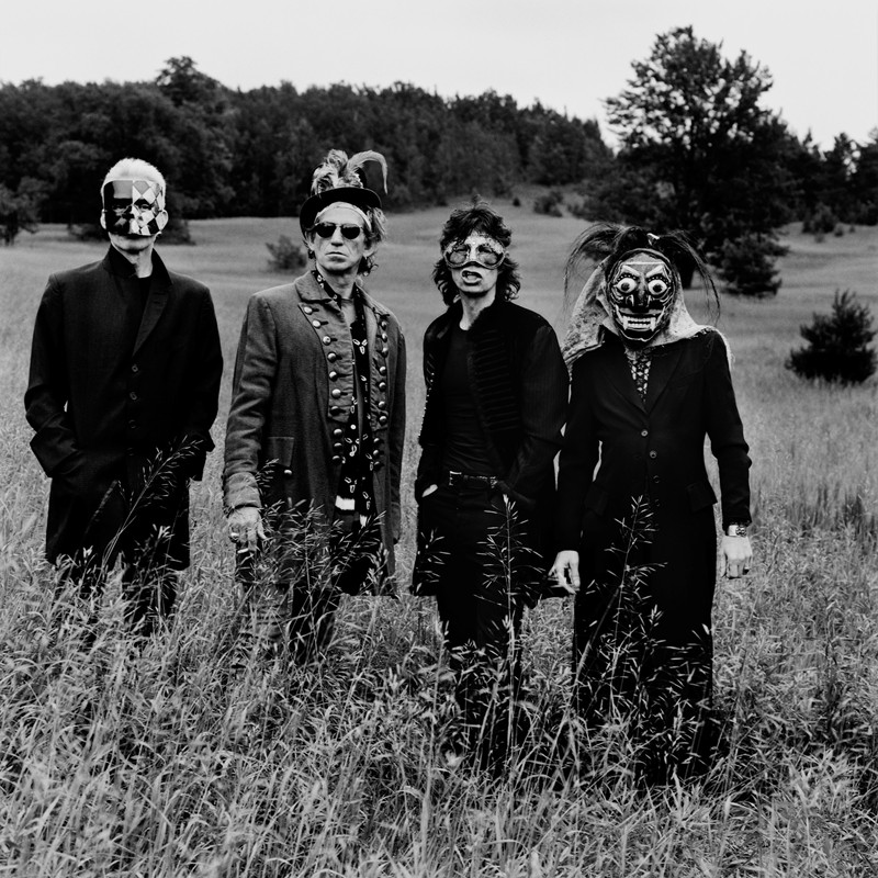 Photo : Anton Corbijn - The Rolling Stones