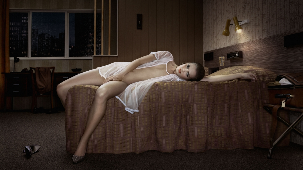 Hotel à Kyoto Room 211 Photo : Erwin Olaf