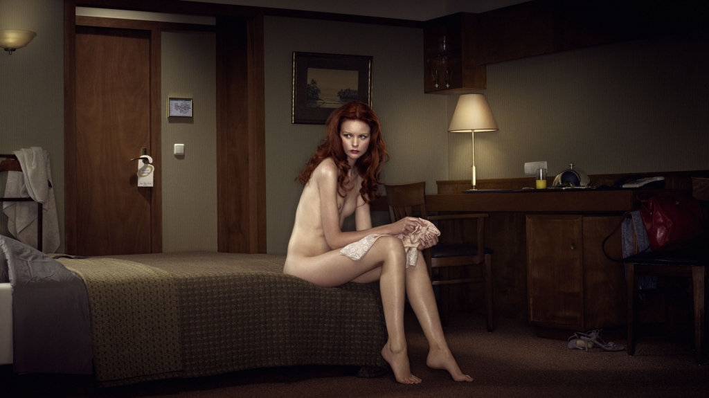Hotel à Milan Room 609 Photo : Erwin Olaf