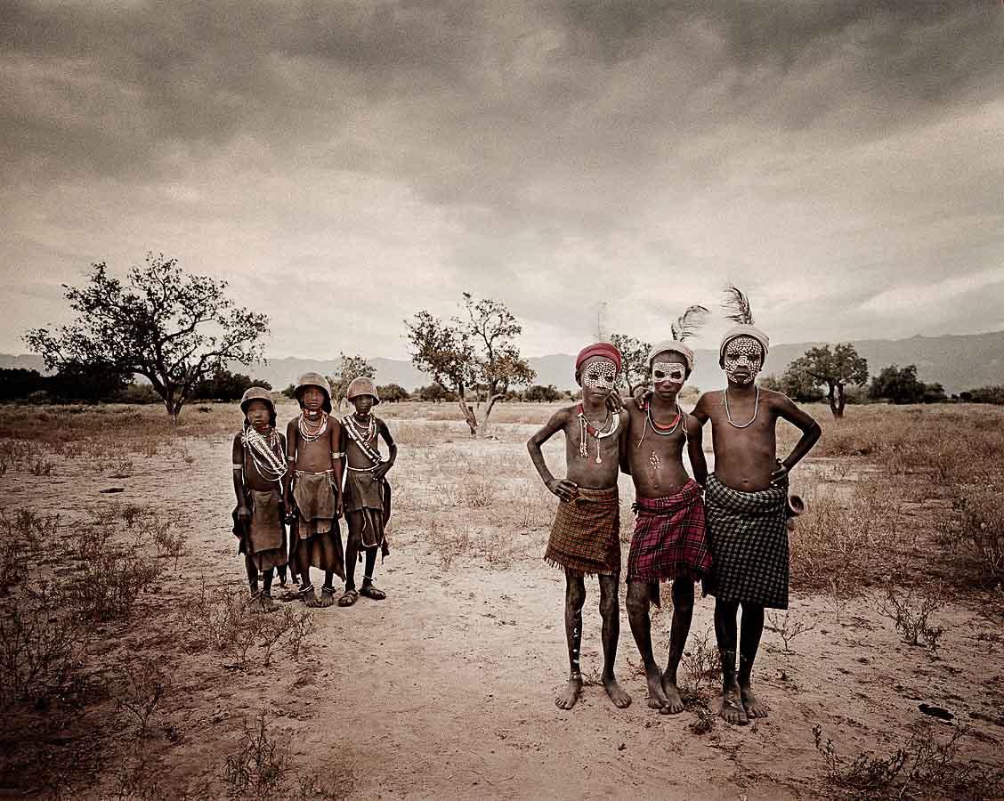 Arbore - Ethiopie Photo : Jimmy Nelson