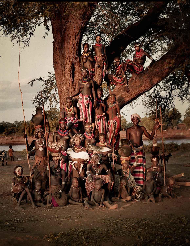 Dassanech - Ethiopie Photo : Jimmy Nelson