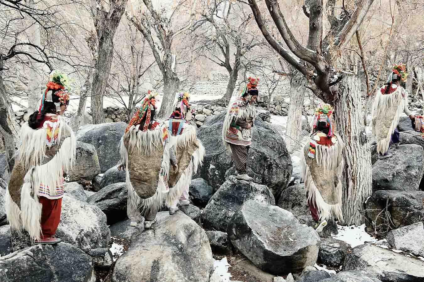 Drokpa - Inde Photo : Jimmy Nelson