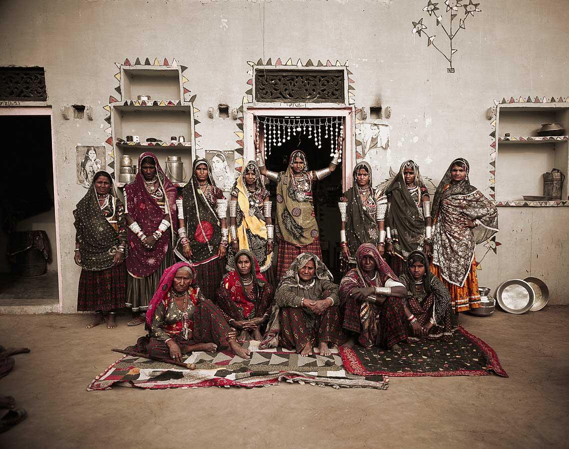 Rabari - Inde Photo : Jimmy Nelson