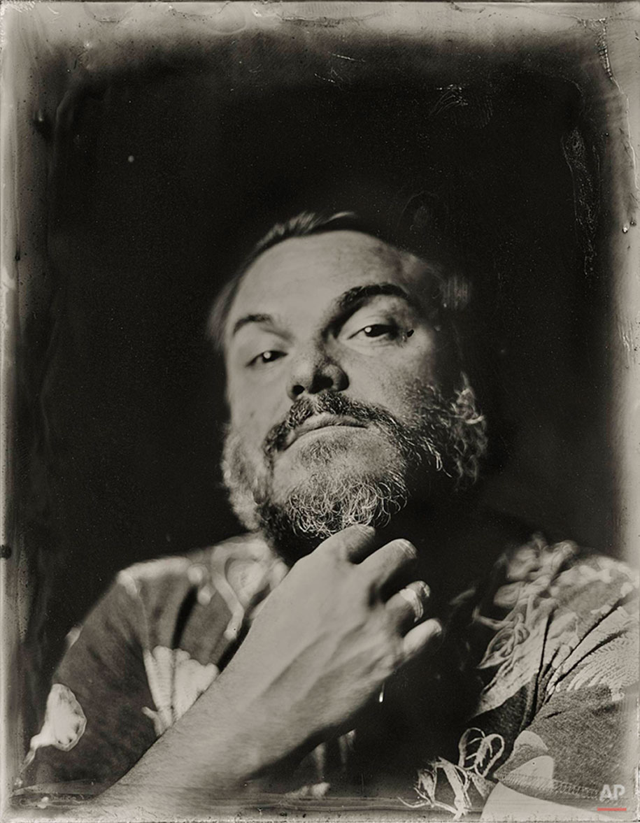 Photo : Victoria Will - Jack Black