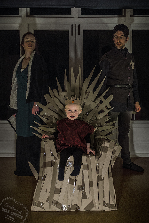 Fun & Game of Thrones Série : Game of Thrones Photo : Lilly & Leon Mackie