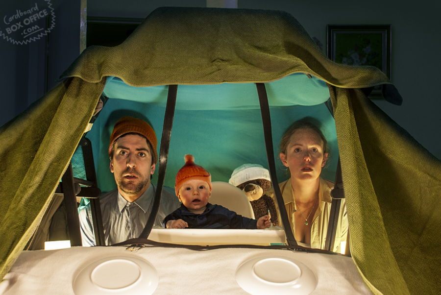 The Life Domestic Film : The Life Aquatic Photo : Lilly & Leon Mackie