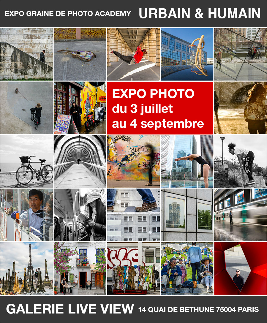 Expo Photo Academy Grainedephotographe