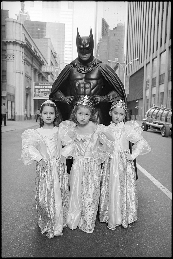 Photo : Mary Ellen Mark - Batman