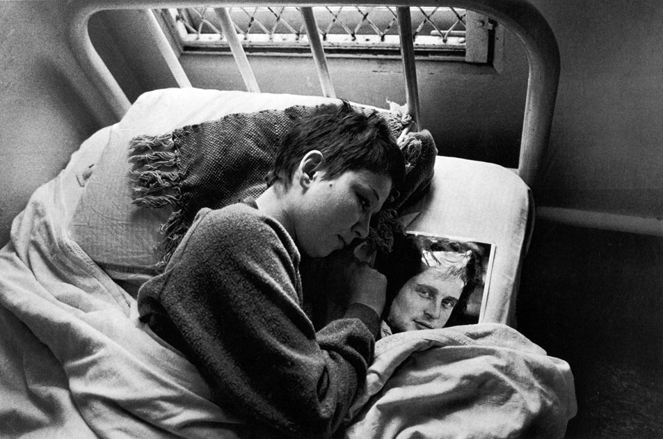 Photo : Mary Ellen Mark - Ward 81- Hôpital d'Etat de l'Oregon - 1976