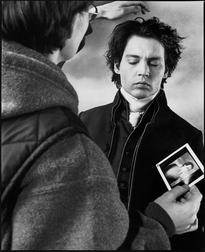 Photo : Mary Ellen Mark - Johnny Depp