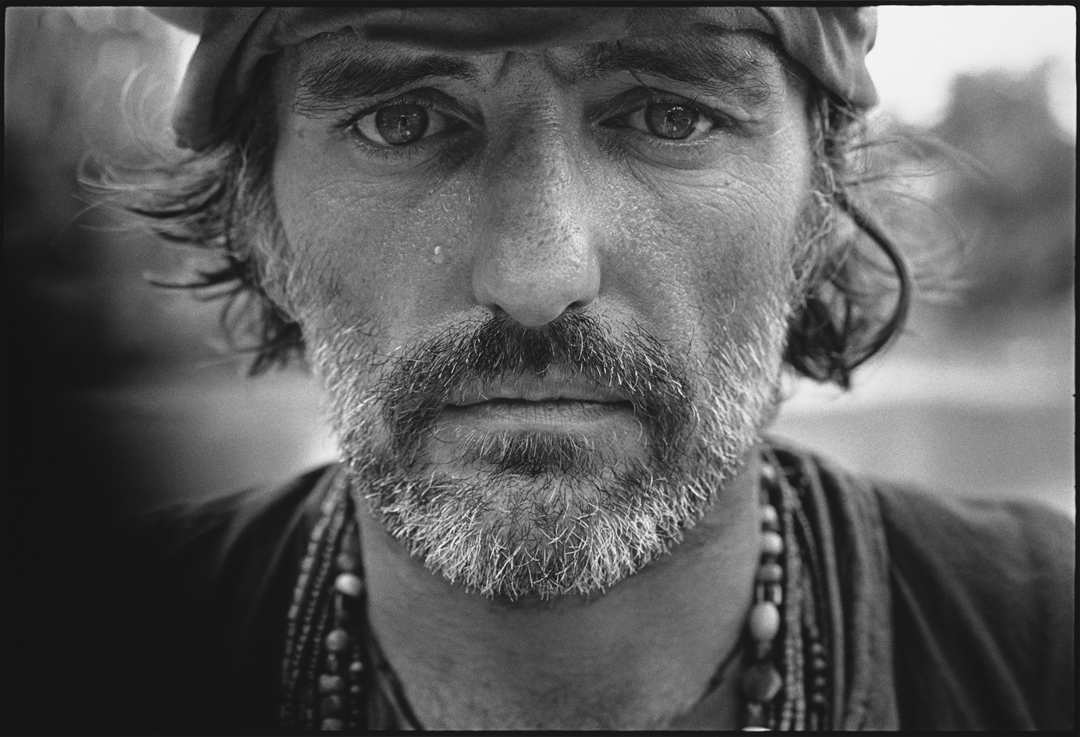 Photo : Mary Ellen Mark - Dennis Hopper sur le tournage d'Apocalypse Now aux Philippines - 1976