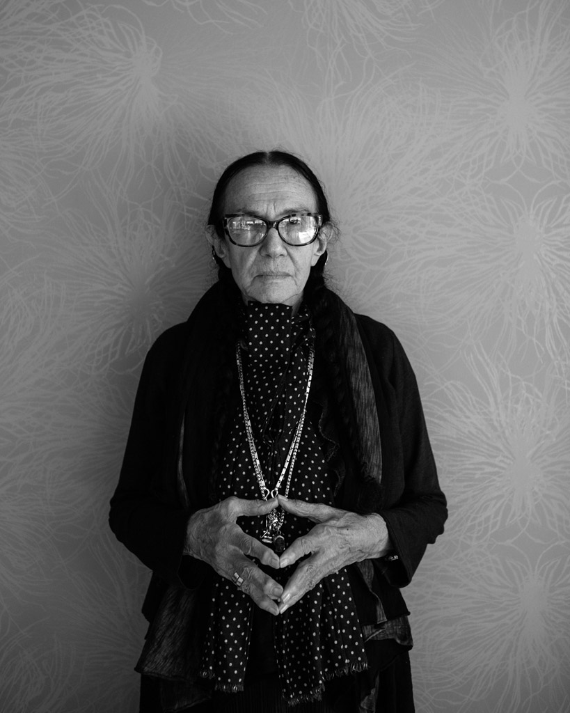Portrait de Mary Ellen Mark - 2015