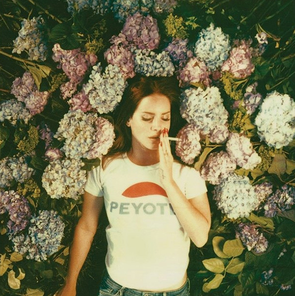 Lana Del Rey, Photo : Neil Krug