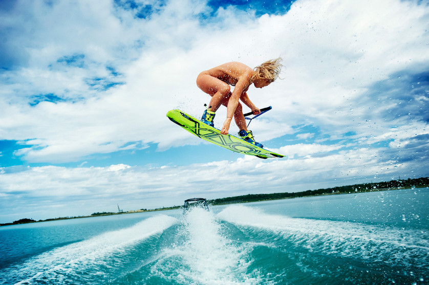 Dallas  Friday - Wakeboardeuse - USA Photo : ESPN The Magazine