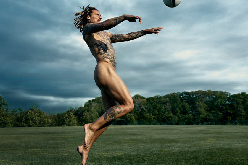 Jermaine Jones - Joueur de soccer américain - USA Photo : ESPN The Magazine
