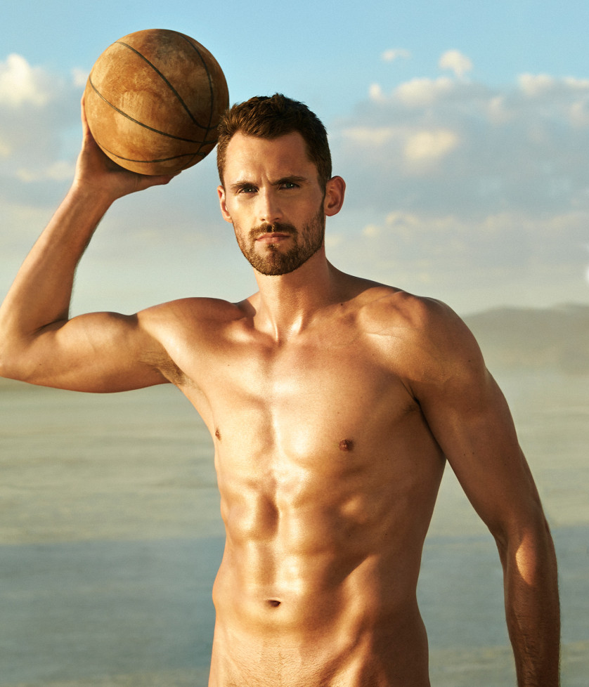 Kevin Love - joueur de Basket Ball - Cavaliers de Cleveland - USA Photo : ESPN The Magazine