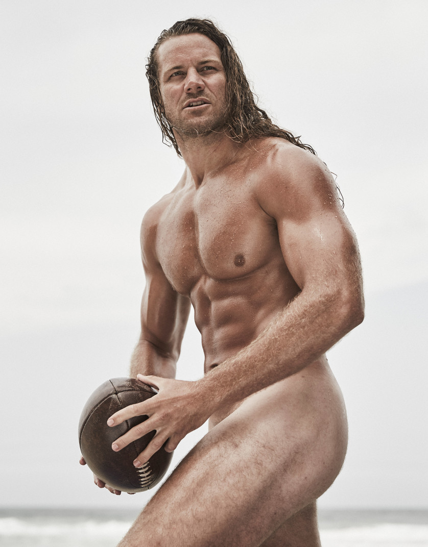 Todd Clever - Joueur de Rugby - USA  Photo : ESPN The Magazine