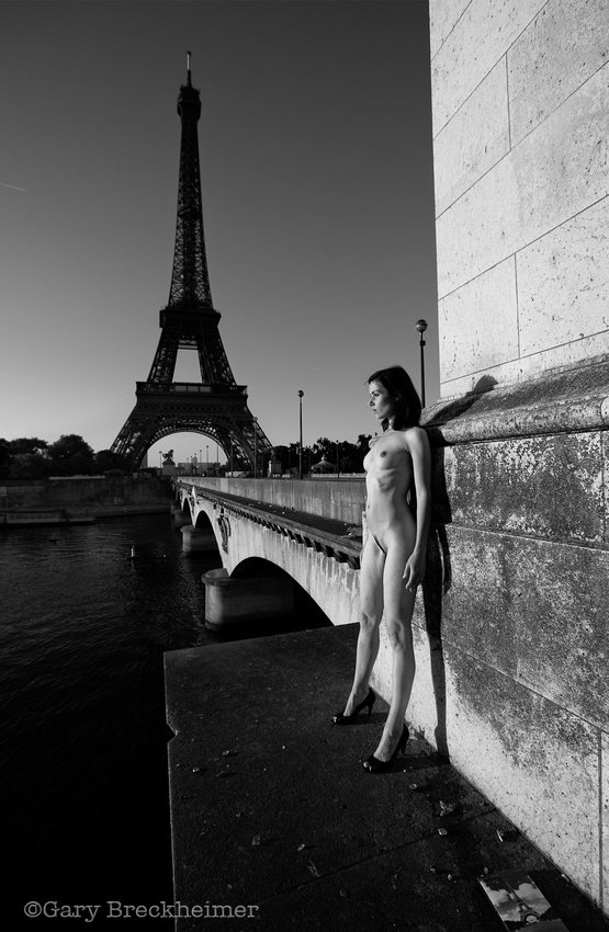 Photo : Gary Breckheimer Abroad - Eiffel Towers