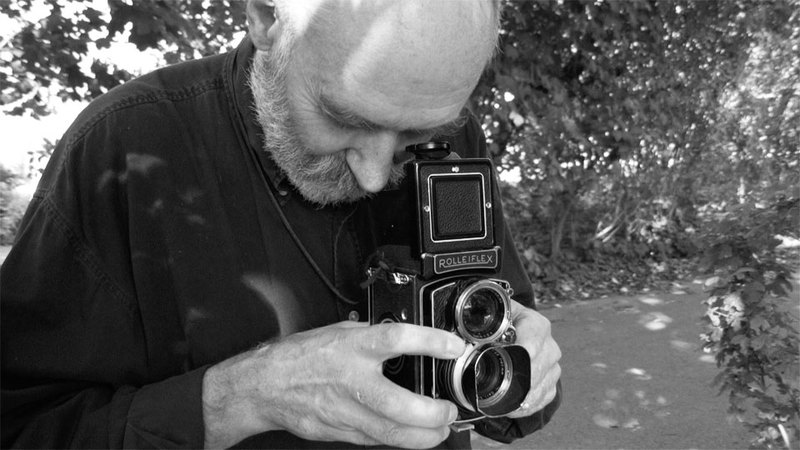Le photographe Gerry Johansson
