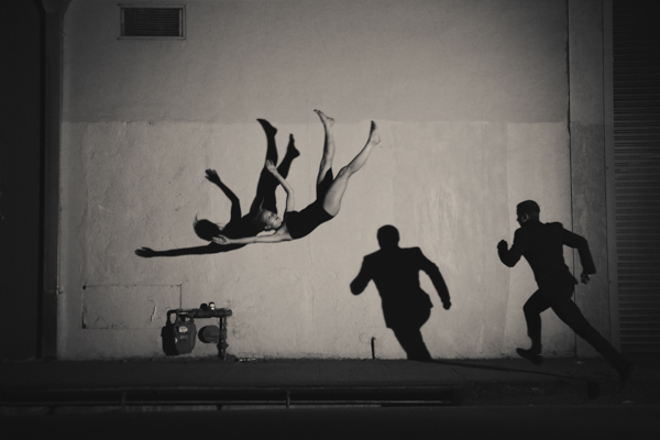 Head over heels Photo : Tyler Shields