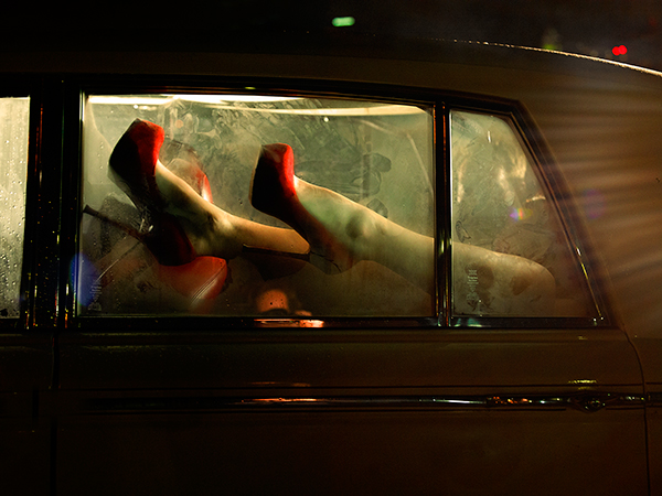 The Red Shoes Photo : Tyler Shields